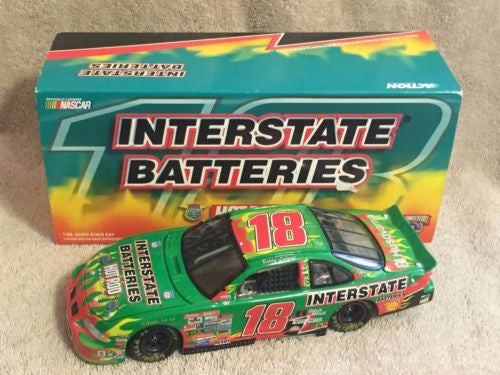 Action 1/24 Diecast #18 Bobby Labonte Interstate Batteries Hot Rod 1998 Pontiac