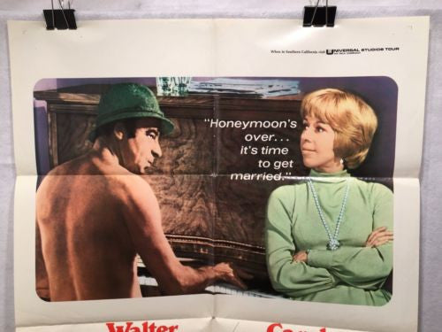 "Original 1973 ""Pete 'N' Tillie"" 1 Sheet Movie Poster 27""x 41"" Walter Matthau   - TvMovieCards.com"