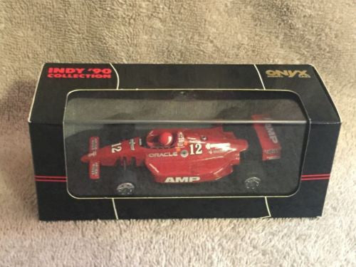 1990 Collection 1/43 Onyx Formula 1 F1 060 Amp Penske Lewis   - TvMovieCards.com