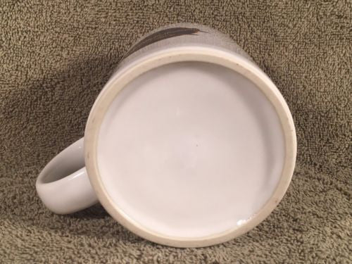 "Vintage DC-3 Dakota 1935-1985 Commemorative Coffee Cup 3.5""   - TvMovieCards.com"