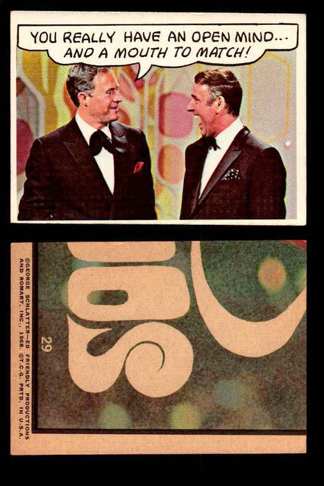 1968 Laugh-In Topps Vintage Trading Cards You Pick Singles #1-77 #29  - TvMovieCards.com