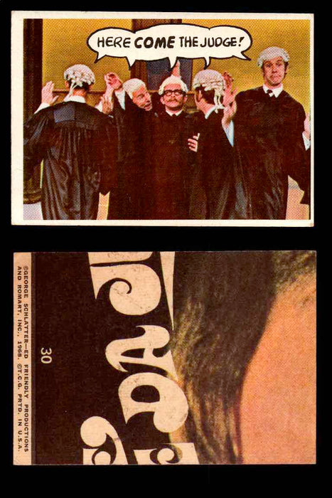 1968 Laugh-In Topps Vintage Trading Cards You Pick Singles #1-77 #30  - TvMovieCards.com