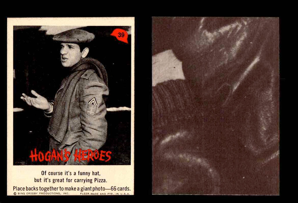 1965 Hogan's Heroes Fleer Vintage Trading Cards You Pick Singles #1-66 #39  - TvMovieCards.com