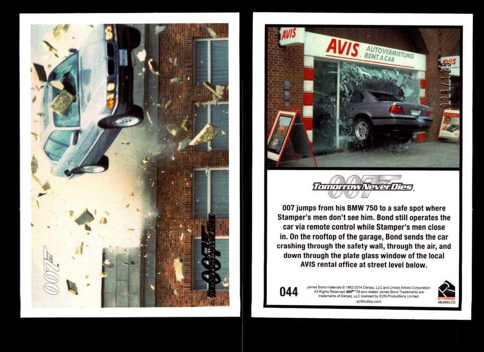 The Flash Season 1 Foil Parallel Base Card #41 We?re All Okay