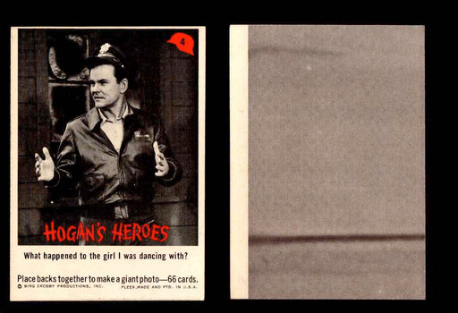 1965 Hogan's Heroes Fleer Vintage Trading Cards You Pick Singles #1-66 #4  - TvMovieCards.com