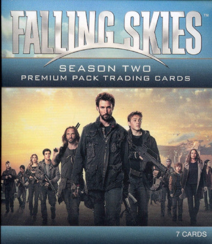 Falling Skies Season 2 Premium Trading Card Pack   - TvMovieCards.com