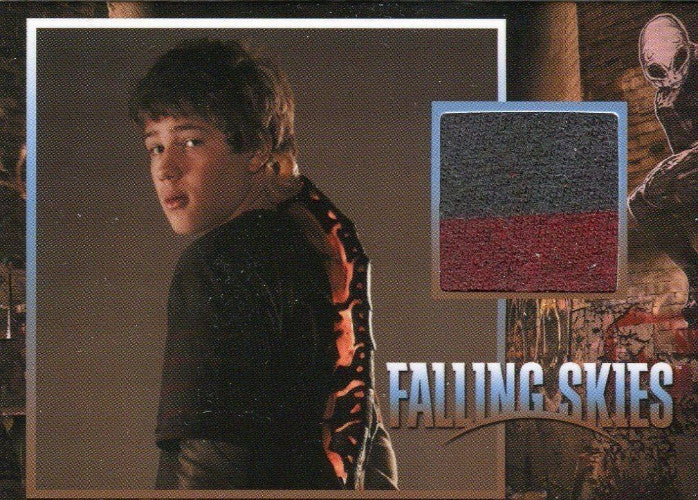 Falling Skies Season 2 Premium Pack Ben Mason Costume Card CC24