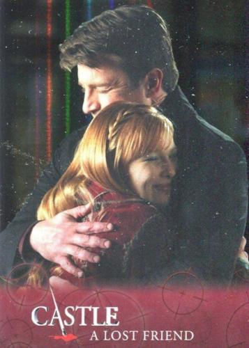 Castle Seasons 3 & 4 Foil Parallel Chase Card Family Ties FT1   - TvMovieCards.com
