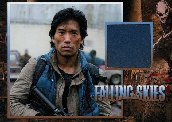 Falling Skies Season 2 Premium Pack Dai Costume Card CC32