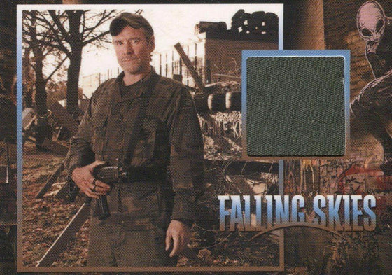 Falling Skies Season 2 Premium Pack Captain Weaver Costume Card CC30