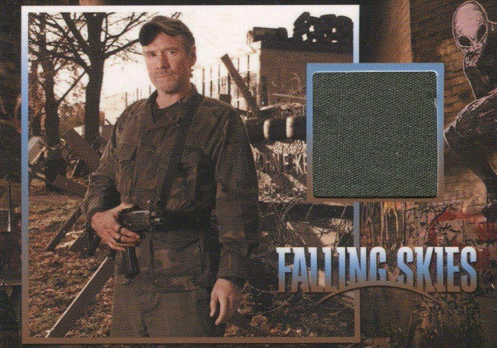 Falling Skies Season 2 Premium Pack Captain Weaver Costume Card CC30   - TvMovieCards.com