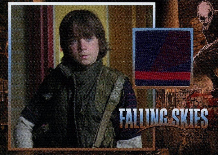 Falling Skies Season 2 Premium Pack Jimmy Boland Costume Card CC34