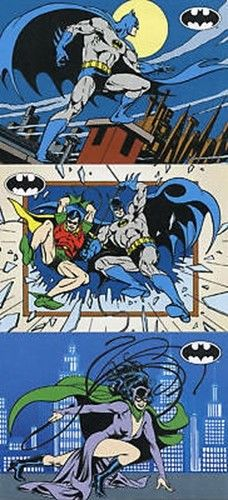 Batman Archives DC Promo Card Set P1 P2 P3   - TvMovieCards.com