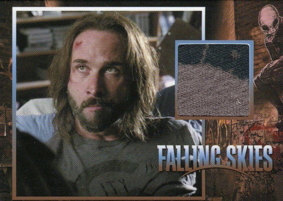 Falling Skies Season 2 Premium Pack John Pope Costume Card CC21