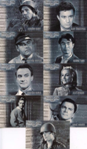 Twilight Zone 3 Shadows and Substance Preview Card Set Front
