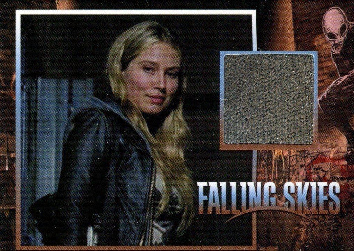 Falling Skies Season 2 Premium Pack Maggie Costume Card CC26   - TvMovieCards.com
