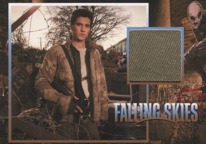 Falling Skies Season 2 Premium Pack Hal Mason Costume Card CC23