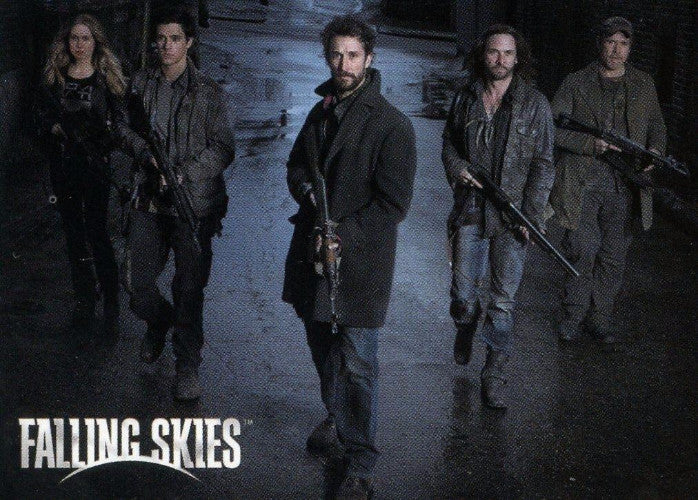 Falling Skies Season 2 Premium Pack Chase Card BT1