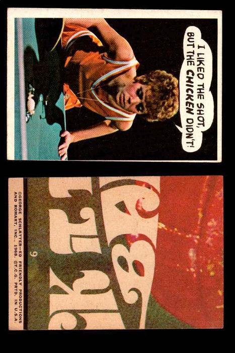 1968 Laugh-In Topps Vintage Trading Cards You Pick Singles #1-77 #9  - TvMovieCards.com