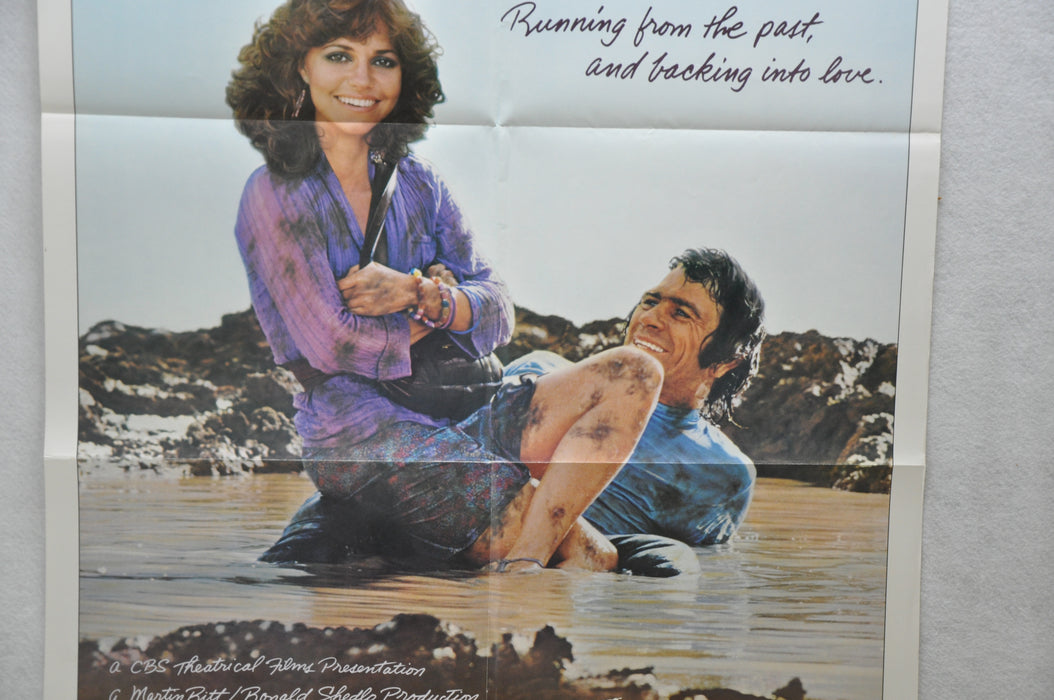 1981 Back Roads Original 1SH Movie Poster 27 x 41 Sally Field Tommy Lee Jones   - TvMovieCards.com