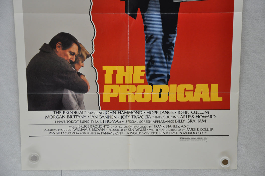 1983 The Prodigal Original 1SH Movie Poster 27 x 41 John Hammond Hope Lange   - TvMovieCards.com