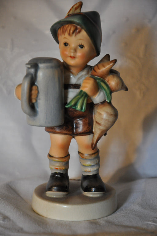 "Goebel Hummel Figurine # 87 ""For Father"" TMK3 5.75"" Beer Stein Turnips   - TvMovieCards.com"