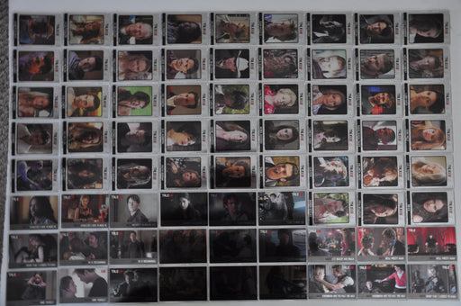 True Blood Archives Parallel Chase Card Set 72 Cards   - TvMovieCards.com