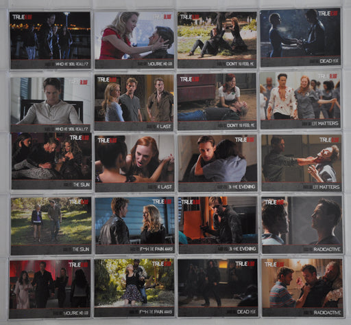 True Blood Season 6 Collector's Trading Base Card Set 20 Cards   - TvMovieCards.com