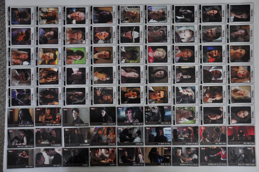 True Blood Archives Trading Base Card Set 72 Cards   - TvMovieCards.com