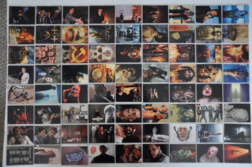 X-Files Season Two 2 Trading Base Card Set 72 Cards Topps 1996   - TvMovieCards.com
