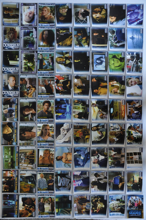Veronica Mars Season One Inkworks - 2006 Trading Base Card Set 72 Cards   - TvMovieCards.com