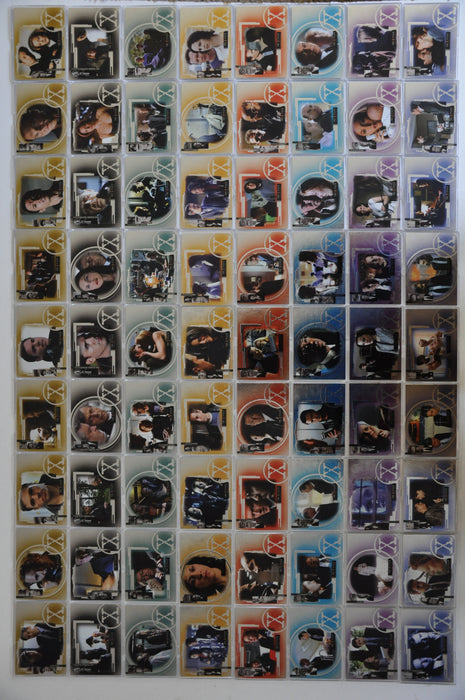 The X-Files Connections Inkworks - 2005 Trading Base Card Set 72 Cards   - TvMovieCards.com
