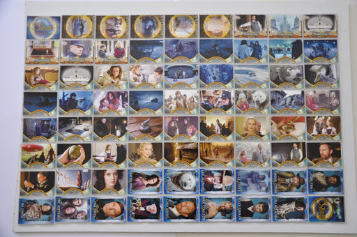 Golden Compass Movie Base Card Set 72 Cards Inkworks 2007   - TvMovieCards.com