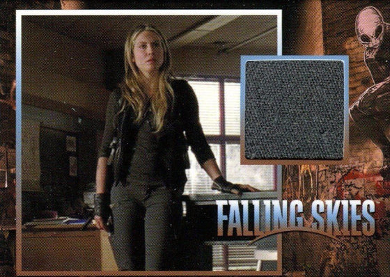 Falling Skies Season 2 Premium Pack Maggie Costume Card CC27
