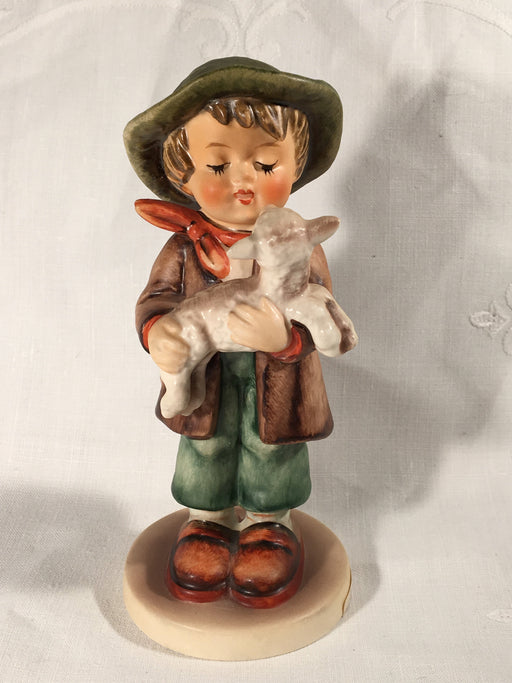 "Goebel Hummel Figurine TMK5 #68/0 ""Lost Sheep"" 5.50"" Tall   - TvMovieCards.com"