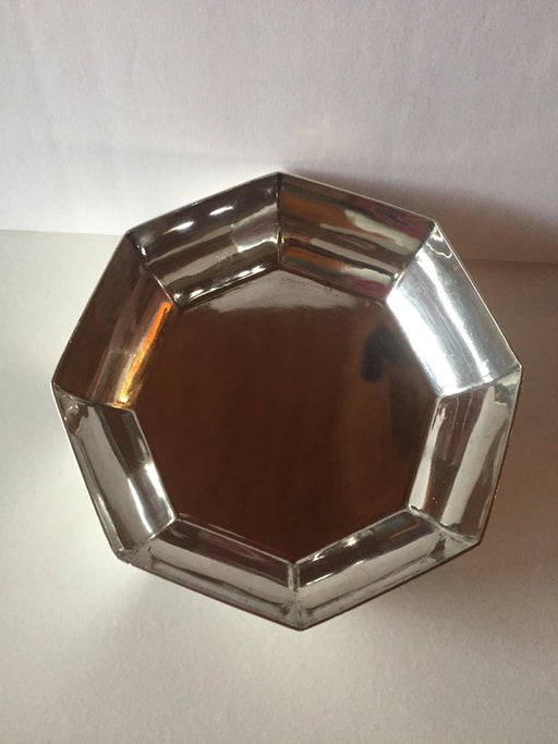 Octagon Candy Dish 4-1/4 Inch By Tiffany & Co. 25496 Sterling Silver*   - TvMovieCards.com
