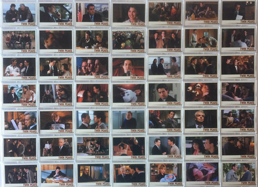 Twin Peaks Base Card Set  90 Cards Rittenhouse 2018   - TvMovieCards.com