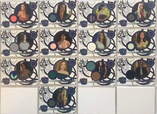 Charmed Forever Pieceworks Costume Card Set PW1 through PW13   - TvMovieCards.com