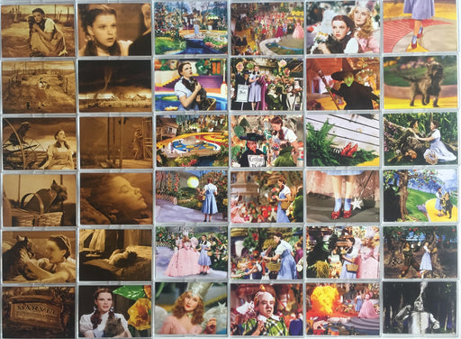 Wizard of Oz Series 1 by Breygent Base Card Set 72 Cards   - TvMovieCards.com