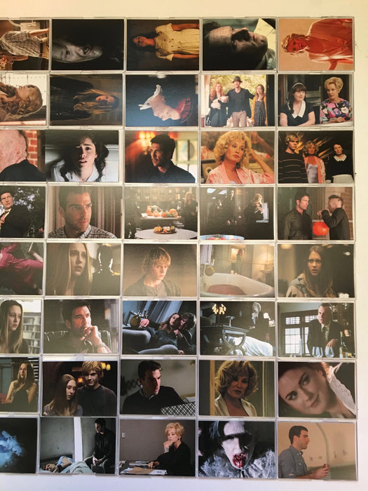 American Horror Story Base Card Set of 72 Breygent 2013   - TvMovieCards.com