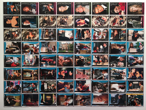Catwoman Movie Base Card Set 72 Cards Inkworks 2004   - TvMovieCards.com