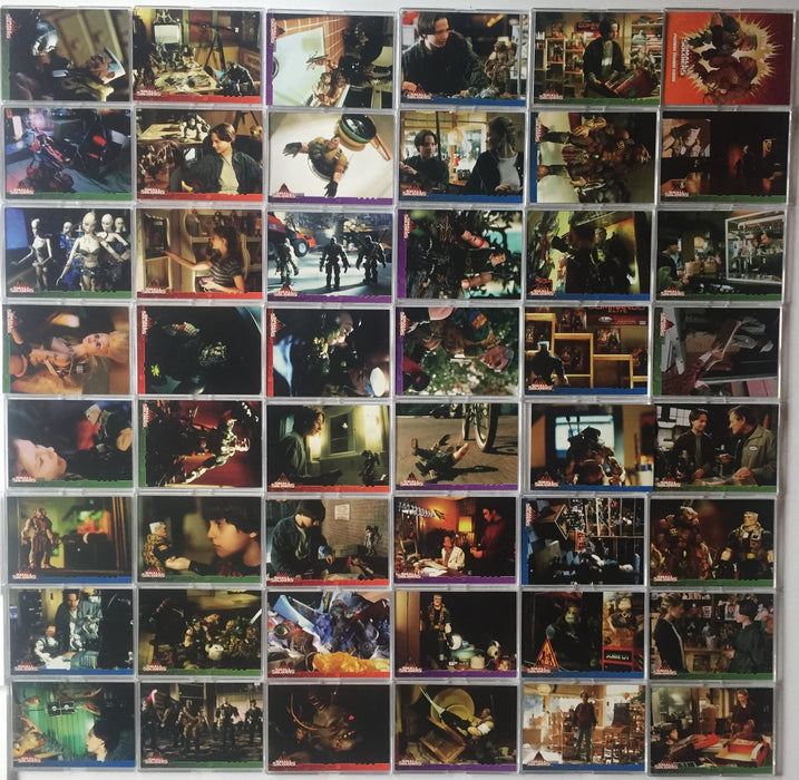 Small Soldiers Movie Base Card Set 90 Cards Inkworks 1998   - TvMovieCards.com