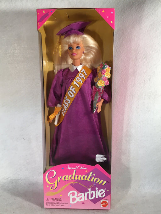 Mattel Barbie Doll - Graduation Barbie - 1997 - #16487 NIB   - TvMovieCards.com