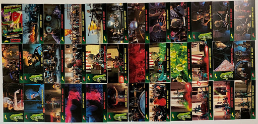 Mars Attack Widevision Trading Base Card Set 72 Cards Topps 1996   - TvMovieCards.com