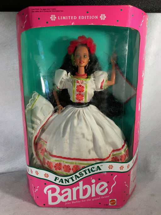 Mattel Barbie Doll - Fantastica Barbie - 1992 - #3196 NIB   - TvMovieCards.com