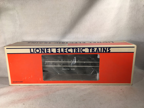 Lionel O Scale 6-9598 New York Central Observation Car Manhattan Island