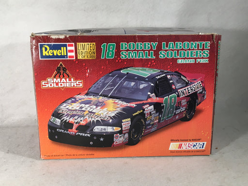 Revell 1/24 Bobby Labonte #18 Small Soldiers Grand Prix Model Kit #85-4144U   - TvMovieCards.com