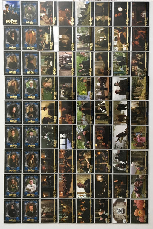 Harry Potter Prisoner of Azkaban Gold Foil Employee Test Base Card Set 90   - TvMovieCards.com
