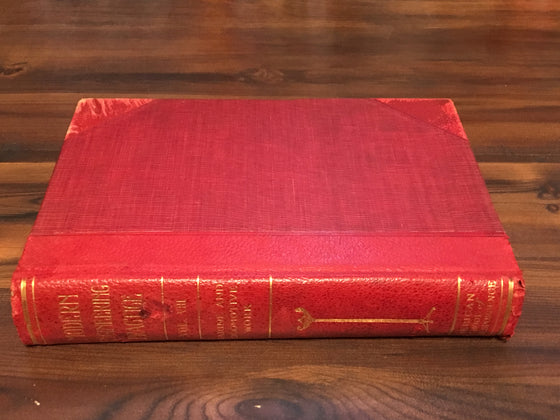1905 Modern Engineering Practice Vol VIII Book - Marine and Locomotive Work