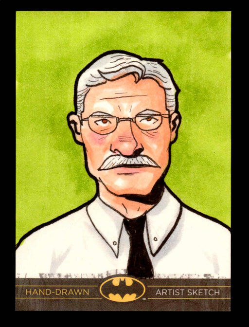 DC Comics Batman: The Legend 2013 Cryptozoic Sketch Card   - TvMovieCards.com